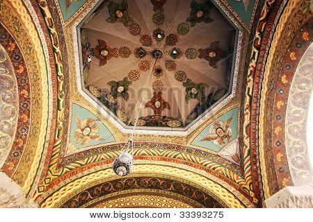 Ancient Church In Armenia