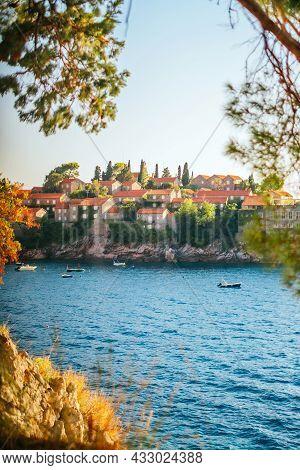 Montenegro's Most Iconic Destination Sveti Stefan
