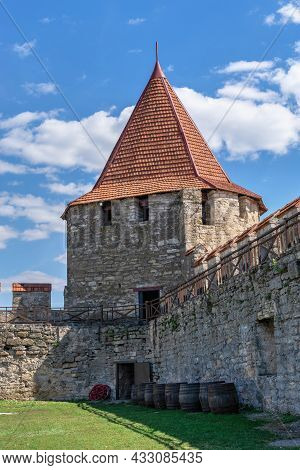 Fortress Walls And Towers Of The Bender Fortress, Moldova