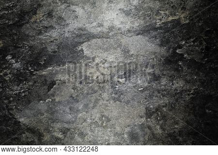 Rough Weathered Granite Stone Texture Pattern Background