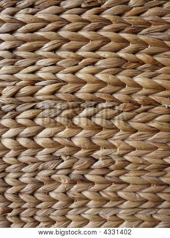 Plaited Rattan Texture