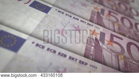 Euro Money Banknotes Pack