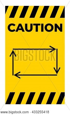 Automatic Cycle Symbol Sign, Vector Illustration, Isolate On White Background Label. Eps10