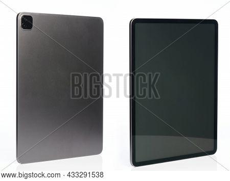 Modern Grey Color Tablet