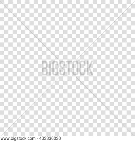 Background In A Gray Cage. Transparent Background