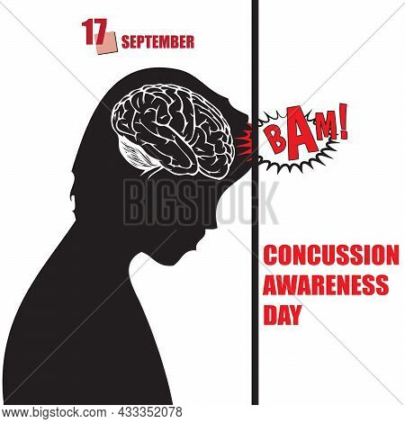 The Calendar Event Is Celebrated In September - Concussion Awareness Day