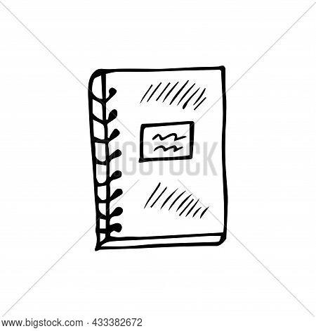 Back To School, Doodle Set Dd Ww