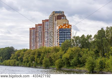 High-rise Residential Real Estate. Moscow Region, Russia