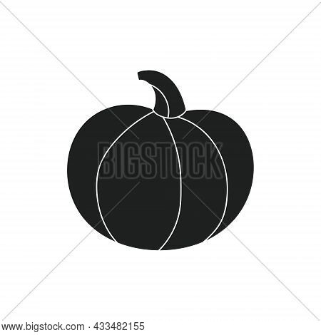 Pumpkin Silhouette Cricut Cameo Sublimation. Cutting Board Template. Autumn Holiday. Thanksgiving Ha
