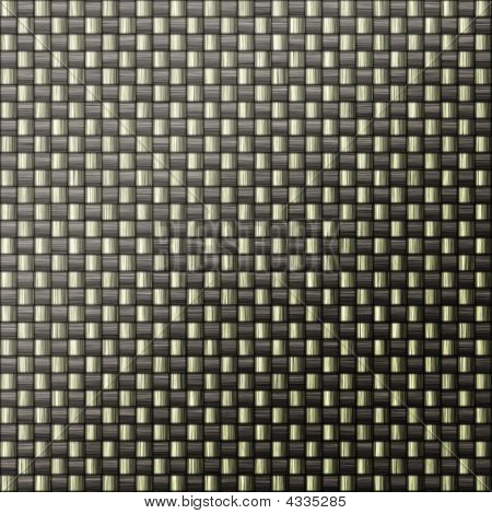 Carbon fiber texture that works great as a pattern. poster