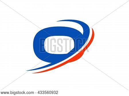 O Letter Business Logo Template. Initial O Logo Design For Real Estate, Financial, Marketing, Manage