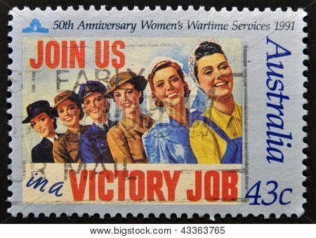 50th anniversary women�s wartime services join us in victoria job