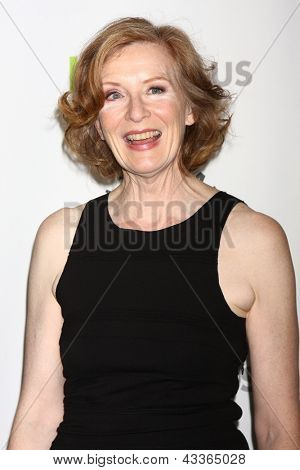 LOS ANGELES - MAR 15:  Frances Conroy arrives at the