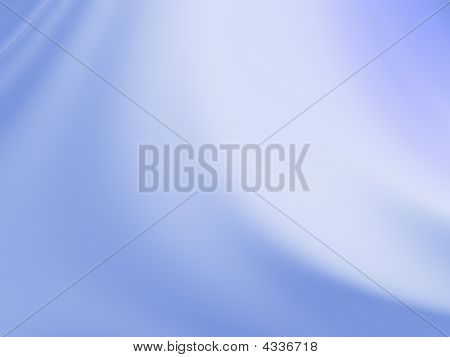 Sky Blue Silk Background