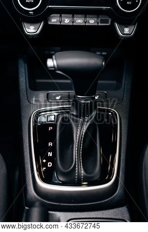 Parking Position Of Automatic Gearbox Control Handle