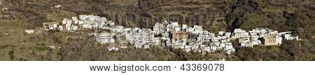 Bayarcal a small town in the Alpujarra, Spain