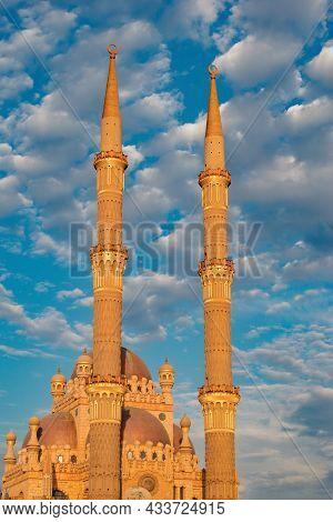 Masjid Al Sahaba Mosque  - Sharm El Sheikh, Egypt