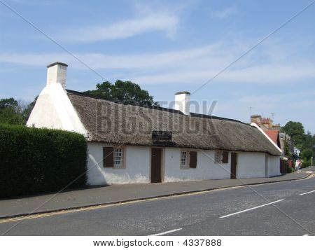 Robert Burns Cottage Ayr