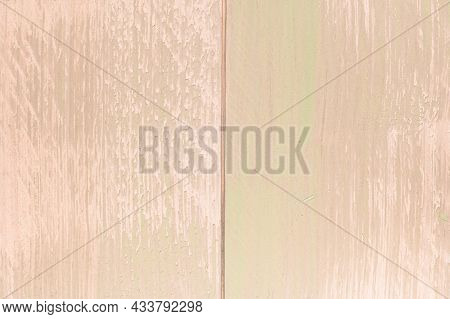 Green Pine Wood Texture Or Wood Background. Wood For Interior Exterior Decoration And Industrial Con