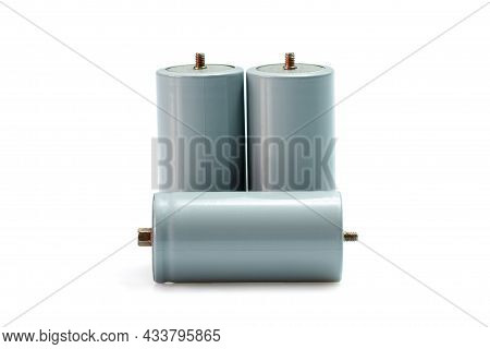 Battery Cell, Lithium Iron Phosphate Or Lifepo4 Battery Cell Rechargeable For Ev, Ebikes, Outdoor So