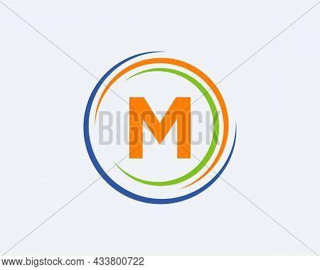 M Letter Logo Design. Modern, Unique Creative M Logo Design. Initial M Letter Business Logo Template