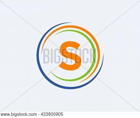 S Letter Logo Design. Modern, Unique Creative S Logo Design. Initial S Letter Business Logo Template