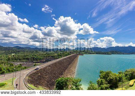 Water Storage Electricity Dams Travel And Leisure,ratchaprapa Dam Surat Thani In Thailand A Beautifu