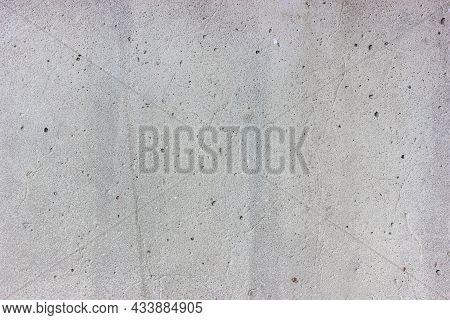 Gray Concrete Surface. Concrete Texture. Gray Concrete Wall.