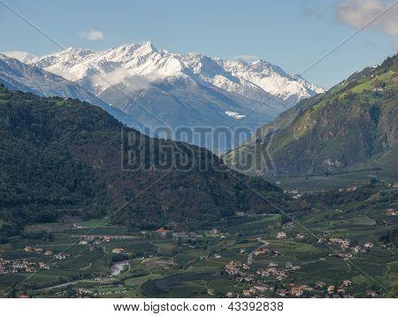 Vinschgau Valley