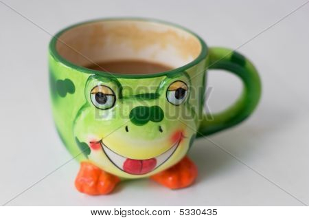 Funny Frog-like Cup