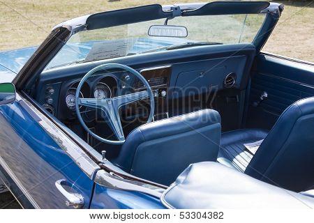 1968 Chevy Camaro Interior