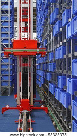 Automated Storage Robot