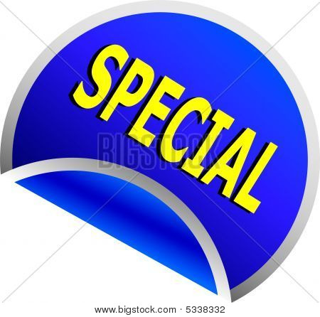 Special_blue Button