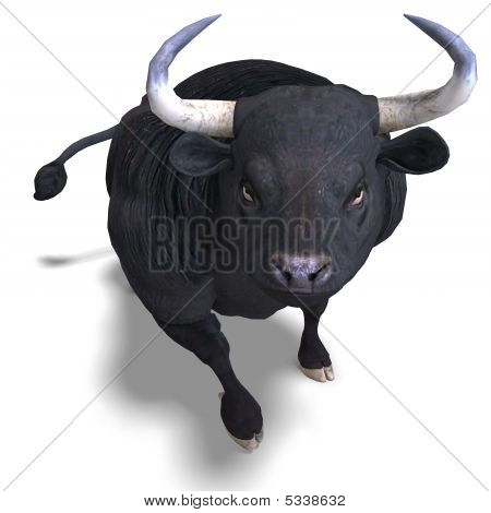 Black Bull Is Ready For The Fight