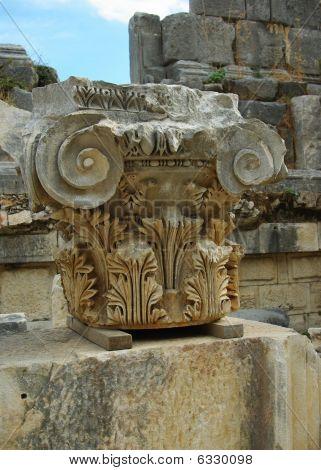 The Antique Greek Columnar Order