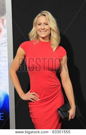 LOS ANGELES - APR 10:  Brittany Daniel at the