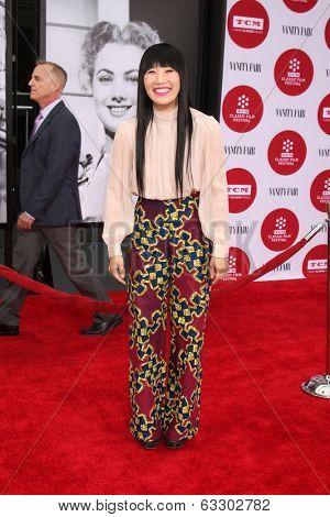 LOS ANGELES - APR 10:  Vivian Bang at the