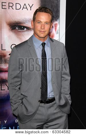 LOS ANGELES - APR 10:  Cole Hauser at the