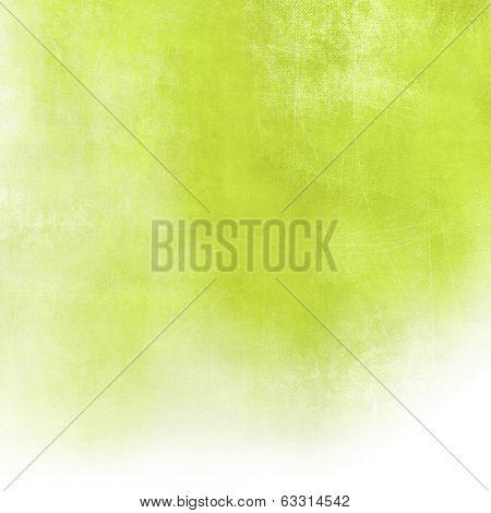Green background - soft grunge style