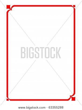 Modern Pattern Frame, Board