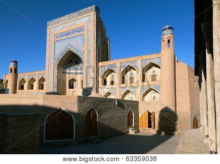 Alloquli Khan Medressa In Itchan Kala (ichon Qala) - Khiva (chiva, Heva, Xiva, Chiwa, Khiveh) - Xora