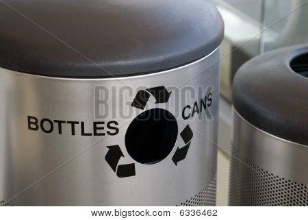 Large Recycling Bin