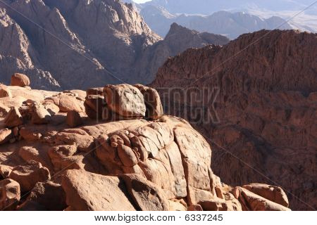 Mount Of Moses