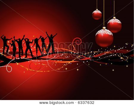 Christmas Party Images, Illustrations, Vectors - Christmas Party ...