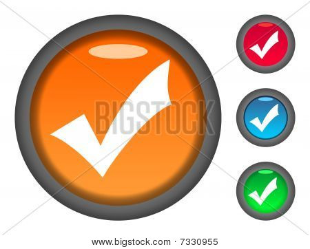 Markera ikoner