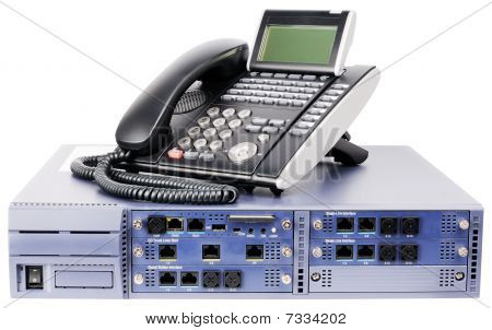 Digital Telephone And Switch