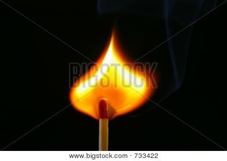 Igniting Match