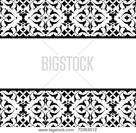 Seamless Pattern Background Two