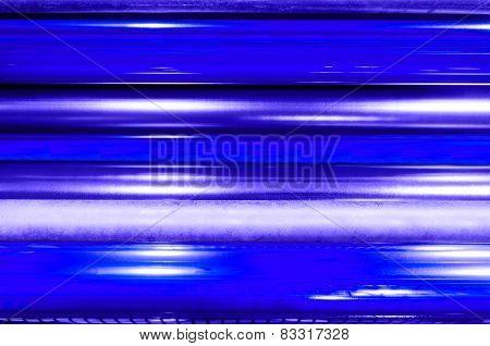 print machine printing press rollers blue cyan color drum