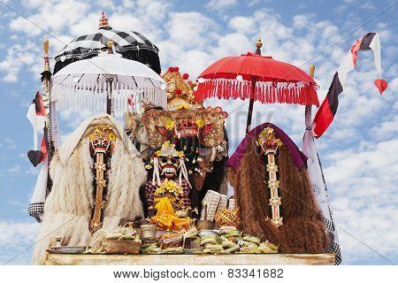 Balinese spirits